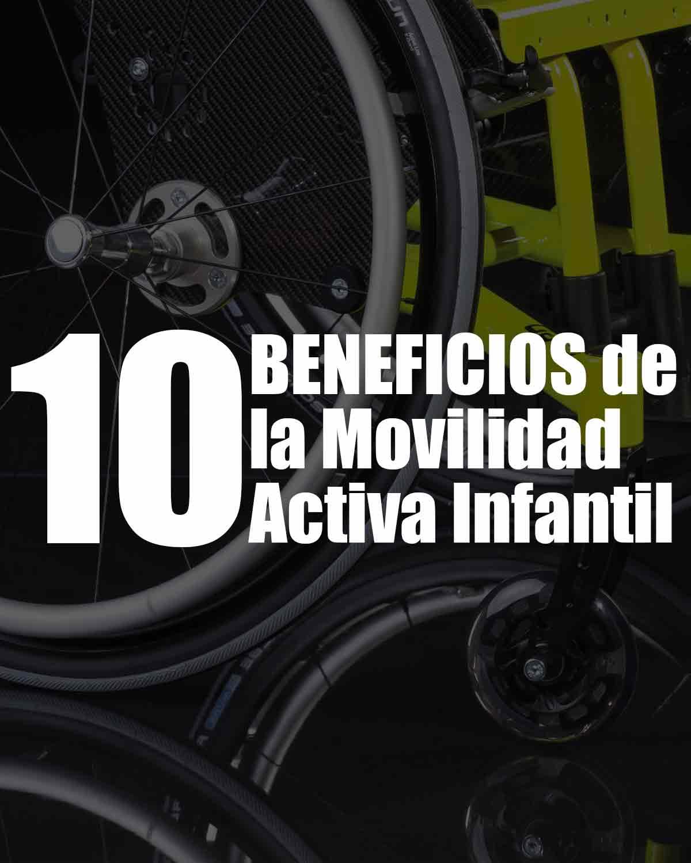 10 Beneficis de la Mobilitat Activa Infantil