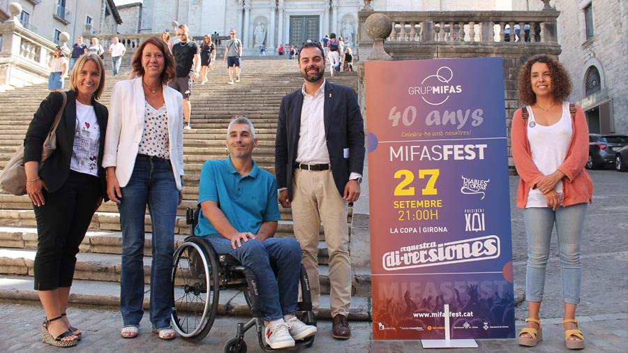 Presentat oficialment el MIFASFest, del qual som patrocinadors