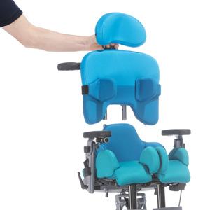 Características más destacadas de la silla de interior Madita - Rehagirona