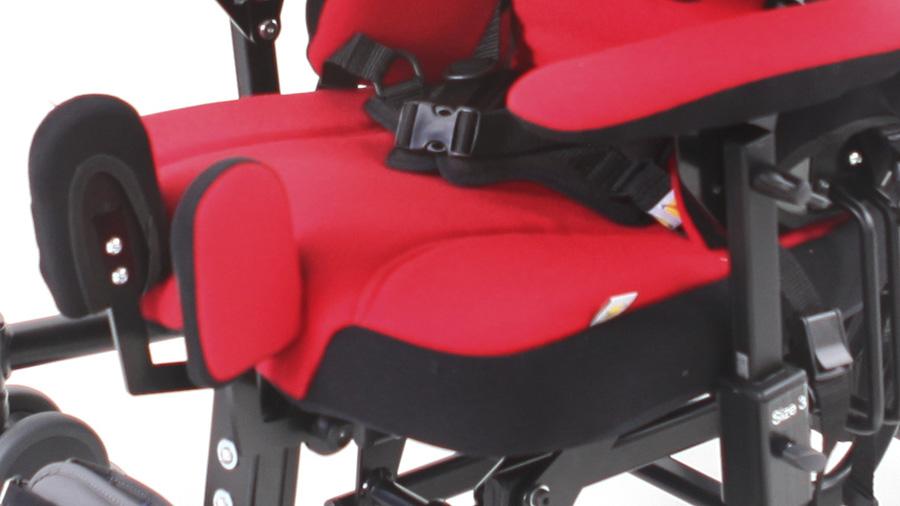 Características y beneficios más destacados de la silla de interior Junior+