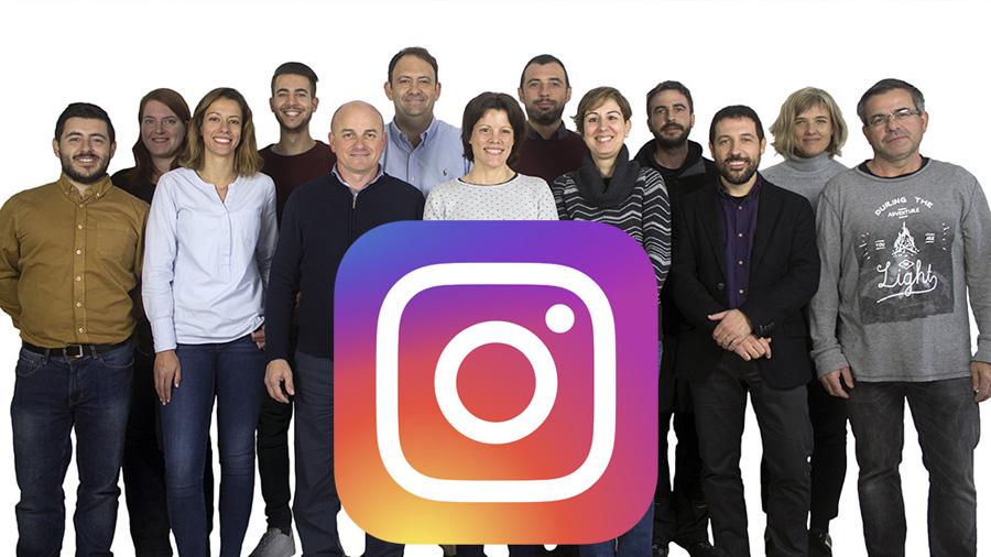 ¡Ya tenemos usuario en Instagram!