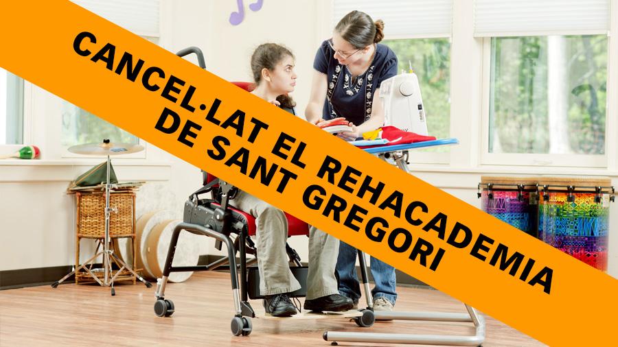 Cancel·lat el Rehacademia de demà a Sant Gregori per l'Aturada general
