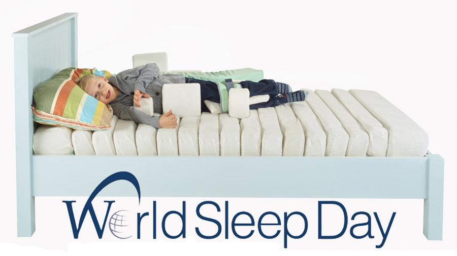 Amb el lema «Dormir profundament, i amb un posicionament correcte, nodreix la vida» avui celebrem el Dia Mundial del Son