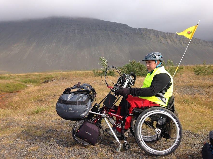 El viaje de Carlos, Islandia, 1 de septiembre - Rehagirona
