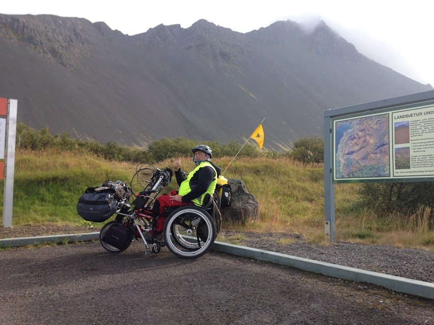 El viaje de Carlos, Islandia, 2 de septiembre - Rehagirona