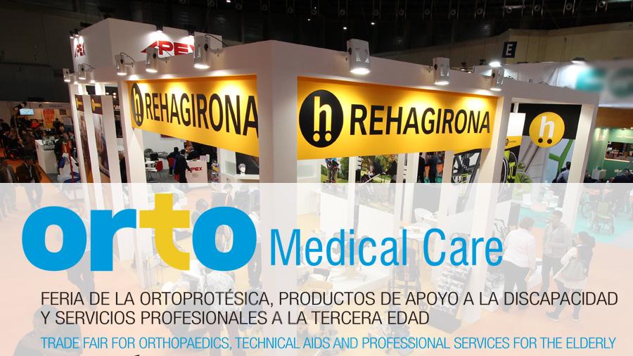 Estaremos presentes en la Feria Orto Medical Care de Madrid
