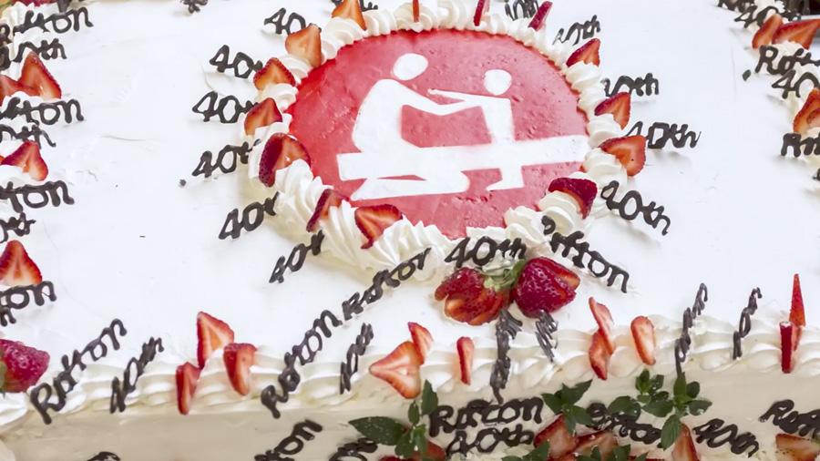 Felicitem a Rifton pel seu 40a aniversari