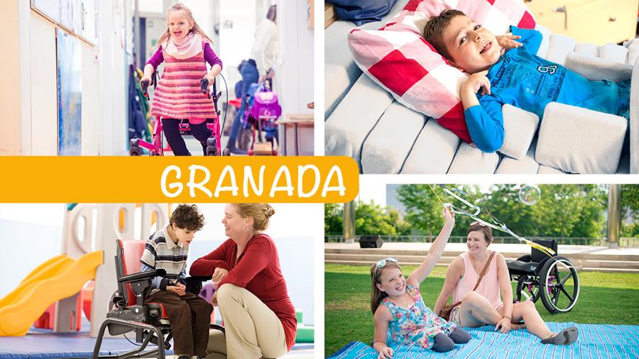 Granada se incorpora al Rehacademia Family 24 horas