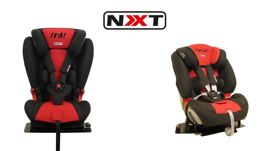 Hernik actualitza els seients de cotxe Ipai i Starlight