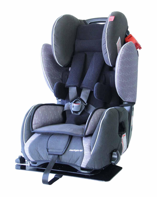 HERNIK, las nuevas sillas de coche de REHAGIRONA