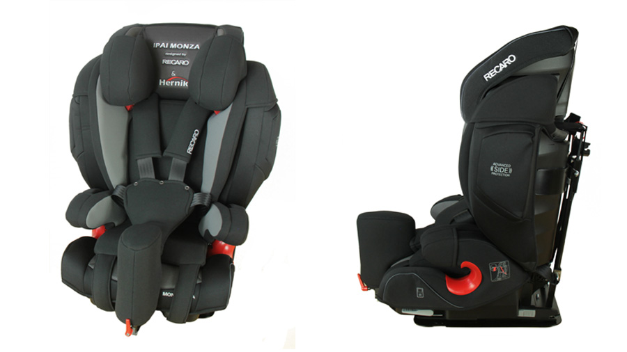 Ipai Monza, nova versió del seient de cotxe Ipai