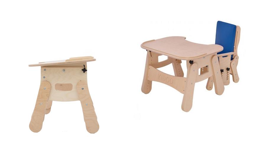 La mesa Kidoo, el accesorio ideal para la silla Kidoo