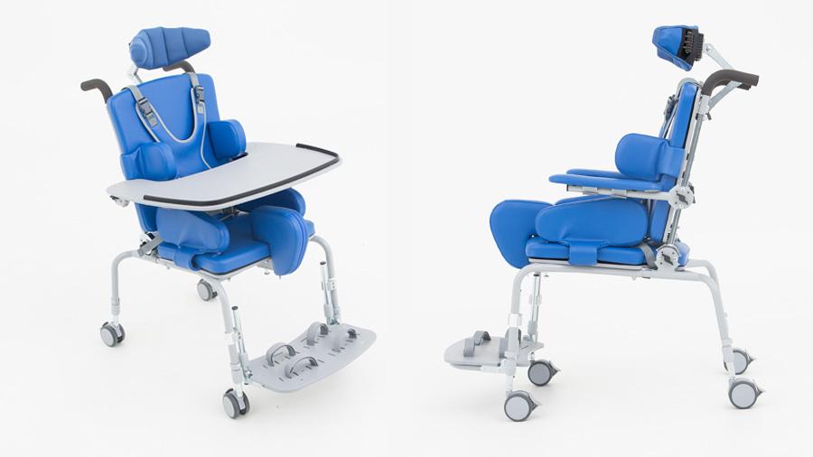 La nova cadira terapèutica Jordi és perfecta per a aprenentatge, rehabilitació, alimentació i diversió