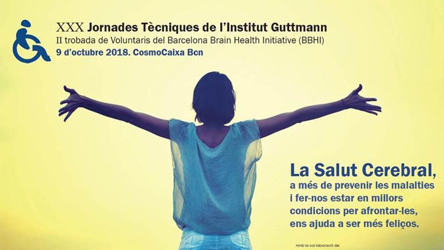 La Salud Cerebral centra las XXX Jornadas Técnicas del Institut Guttmann