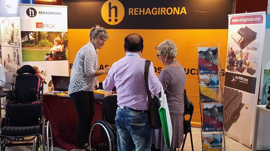 Nos encontrará en el Congreso Paraplejia de Gran Canaria
