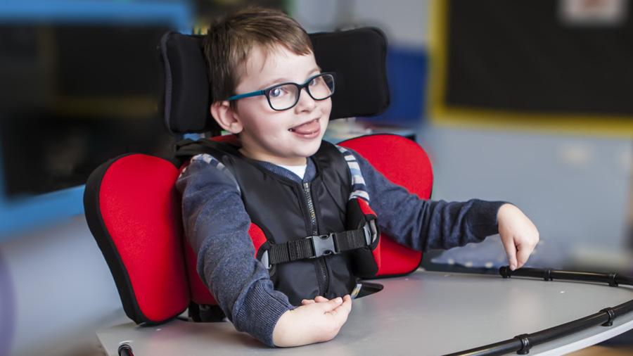 Nos sumamos al Día Mundial de la Parálisis Cerebral Infantil