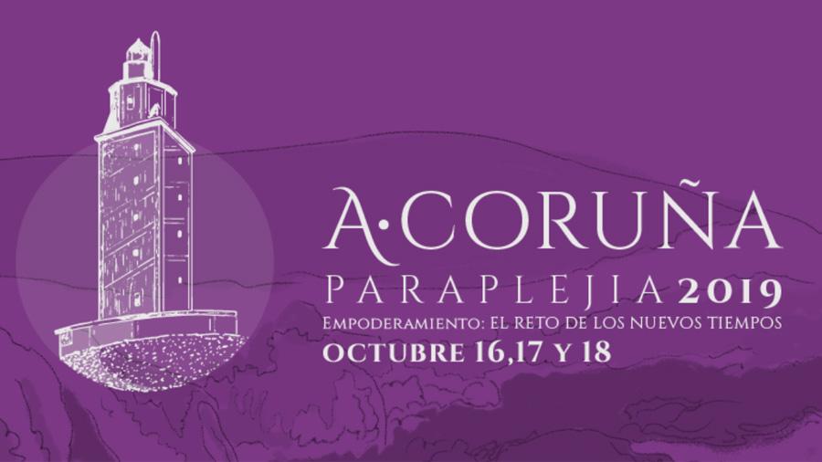 Participaremos en el Congreso Paraplejia 2019