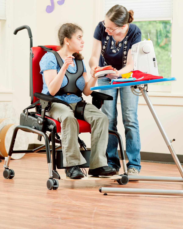 Posicionamiento y Discapacidad, 24 horas contra la gravedad y el tiempo