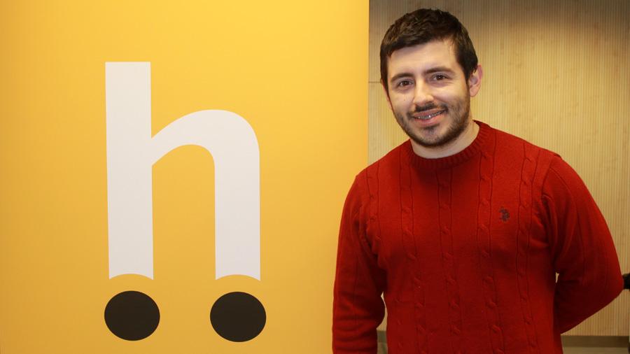 Rubén Serrano se incorpora como nuevo Técnico Comercial en la zona Centro