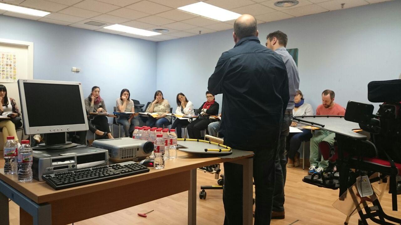 Semana presentación Jenx: Soluciones Jenx para la Sedestación Activa