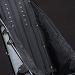 Tapizado nylon negro