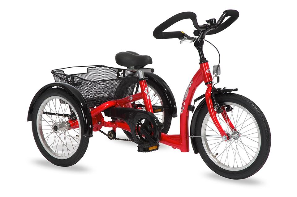 Tricicle Momo - Rehagirona
