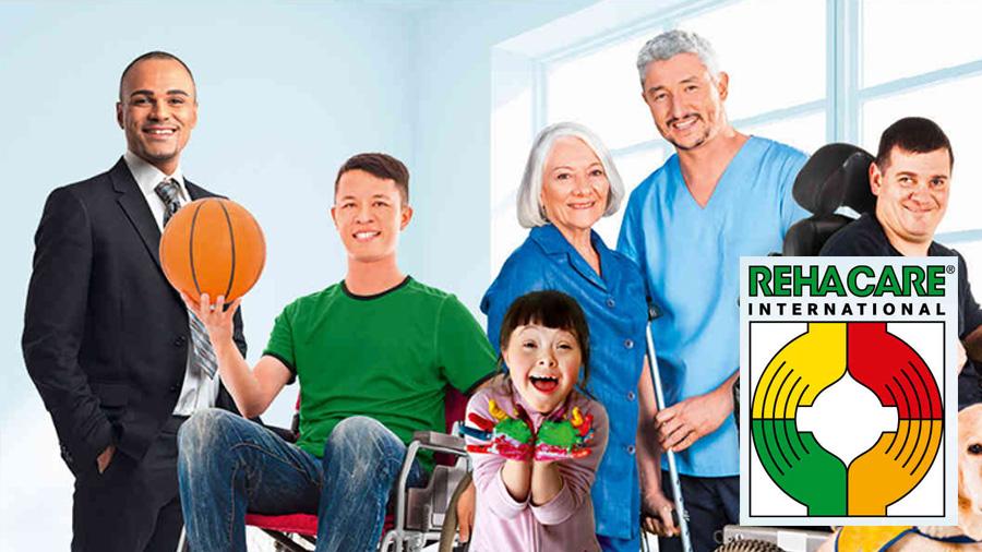Visitaremos Rehacare, la feria de Rehabilitación y Productos de apoyo más importante del mundo