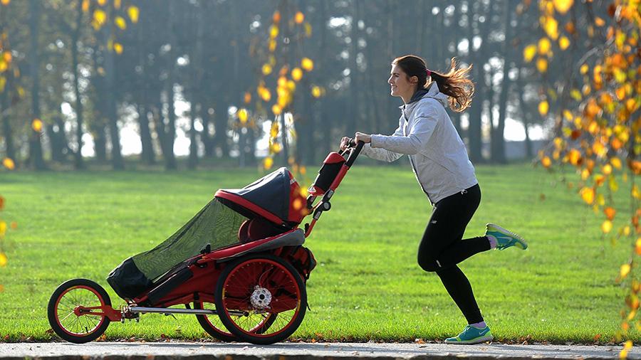 xRover, el cochecito deportivo para acompañarte en todas partes caminando, corriendo o en bici