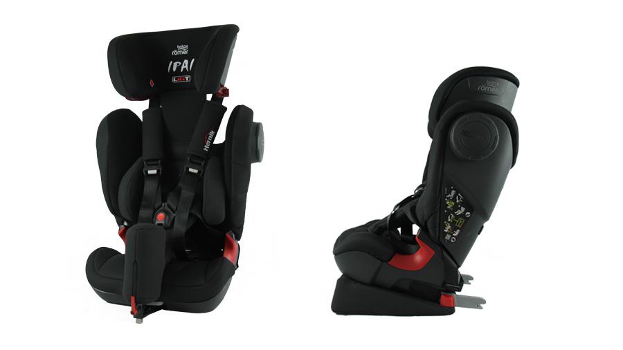 Presentamos la silla de coche Ipai-Lgt