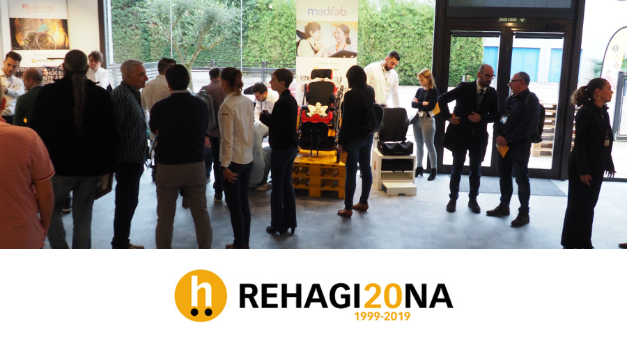 Hemos celebrado el 20 aniversario de Rehagirona