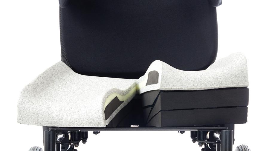 Spex Flex es el cojín para usuarios con flexión de cadera limitada