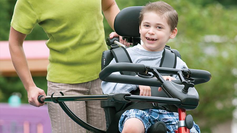 El Triciclo: Una Actividad Terapéutica