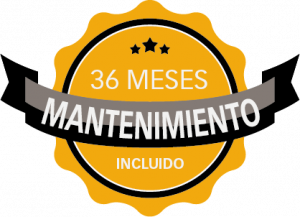 Mantenimiento de 36 meses Star Cushion - Rehagirona