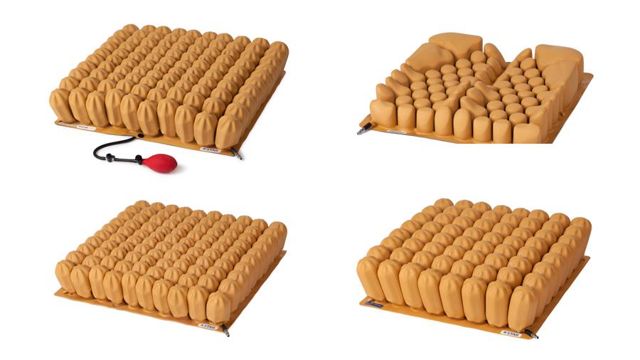 Distribuimos los cojines de prevención de úlceras por presión Star Cushion