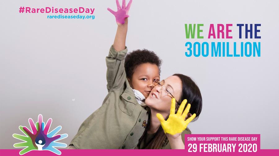 Nos sumamos al Día Mundial de las Enfermedades Raras