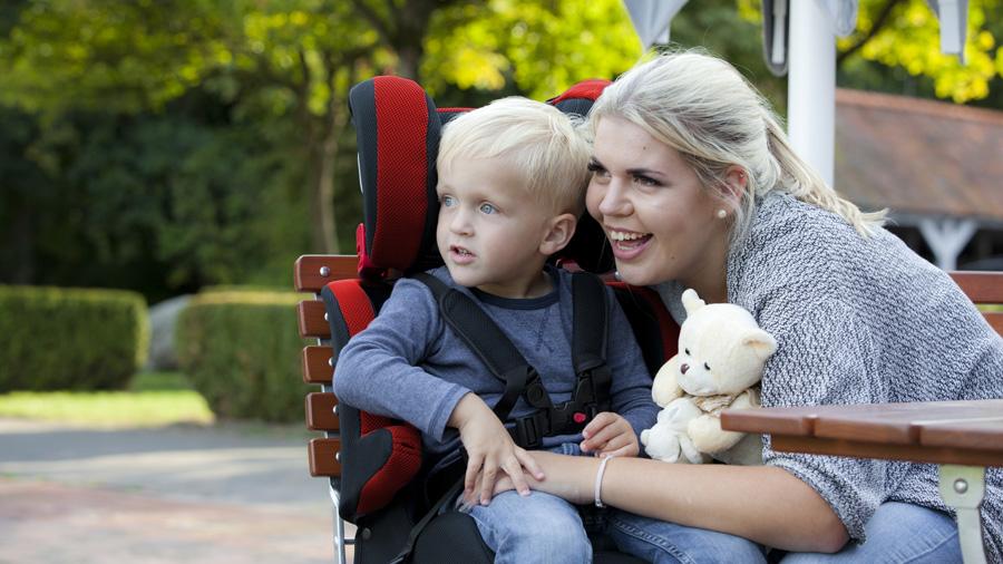 Major y Navigator, las nuevas sillas de coche