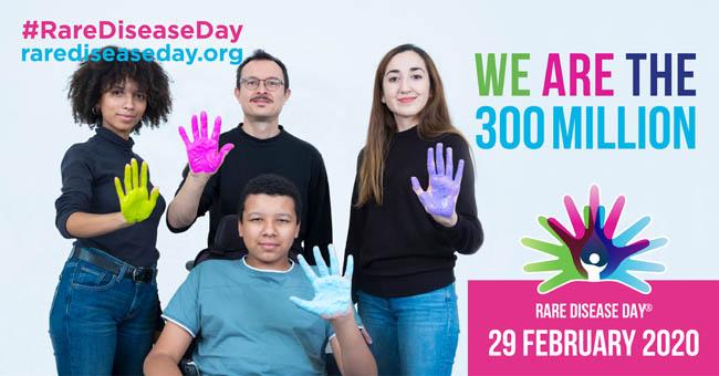 Ens sumem a el Dia Mundial de les Malalties Rares