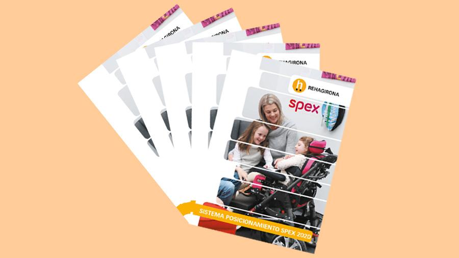 Publicamos el Catálogo Spex 2020 de Rehagirona