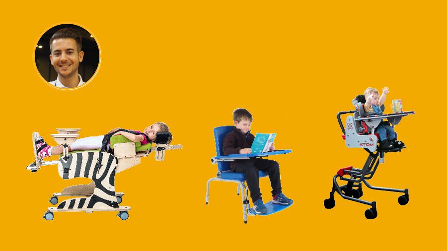 Apúntate a nuestro 4o webinar: Elección y configuración de sillas de interior: Jordi, Atom y Zebra