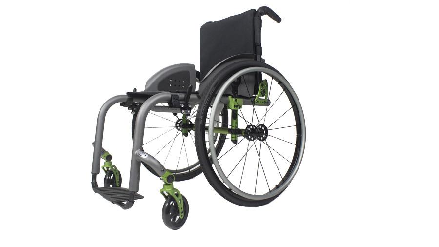 Características y beneficios más destacados de la silla de ruedas Rogue - Rehagirona
