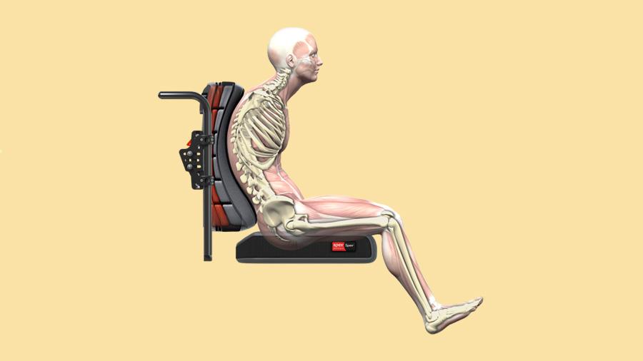 Consells sobre sedestació i posicionament en cadira de rodes