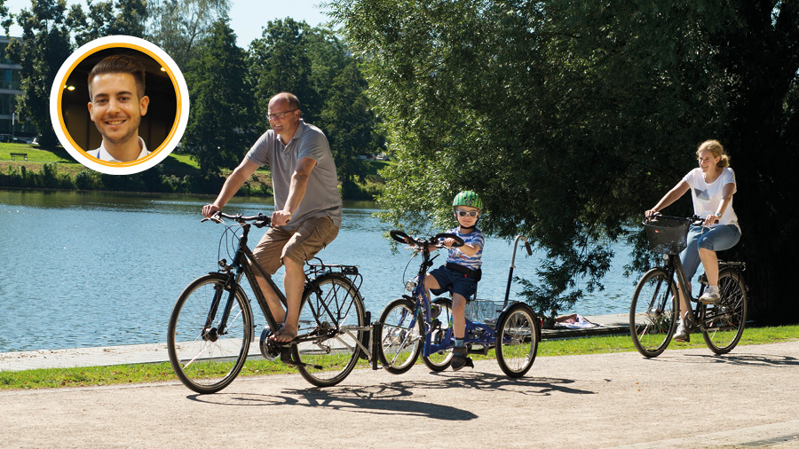 El próximo jueves impartimos el Webinar Triciclos adaptados: beneficios y configuración