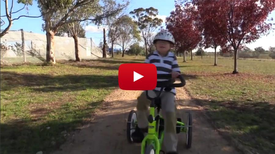 La importància de disposar d'un tricicle: tricicles Rifton