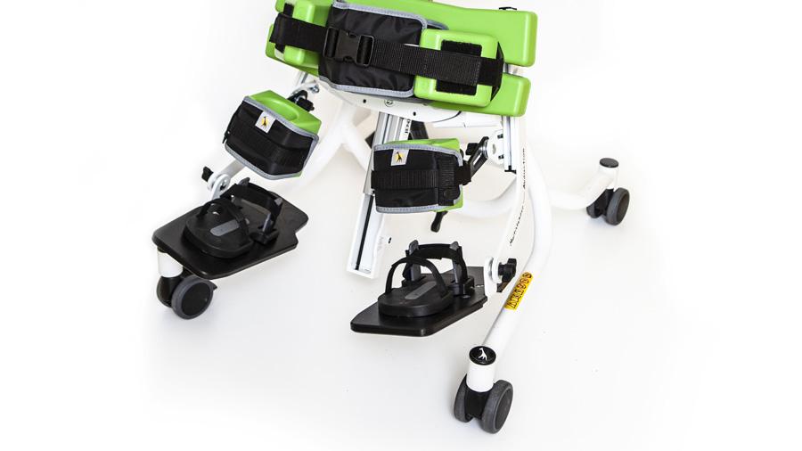 El Multistander a talla 1 està disponible amb abducció