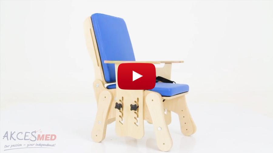 La importància d'una cadira d'interior a casa: Kidoo