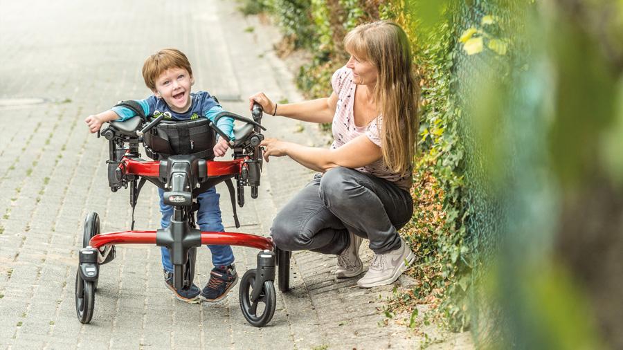 Rehapedia: Actualització d'evidència: exercicis d'estirament i resistència en nens amb Paràlisi Cerebral