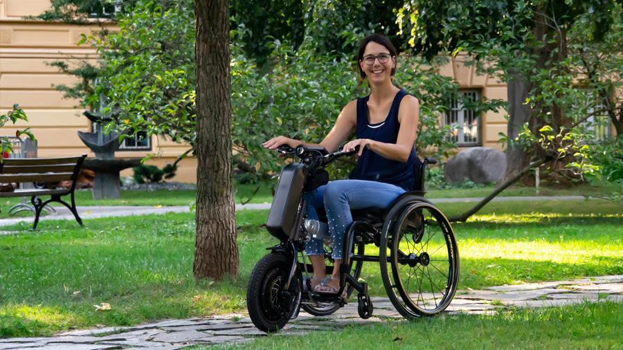 Rehagirona incorpora handbikes a su amplia gama de productos para la movilidad activa