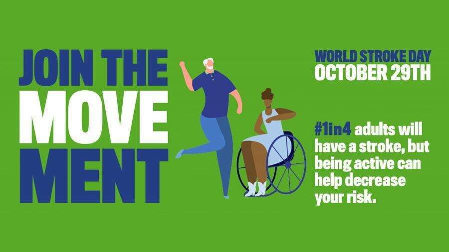 Únete al Movimiento en el Día Mundial del Ictus 2020