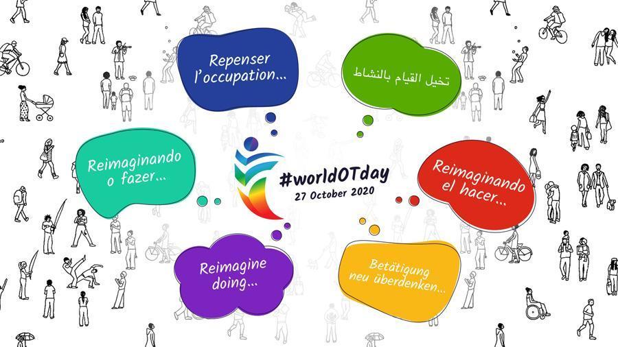 Celebramos el Día Mundial de la Terapia Ocupacional