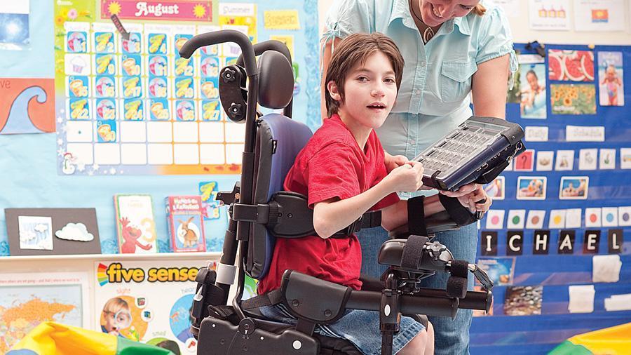 Rehapedia: Cura de la postura i la discapacitat